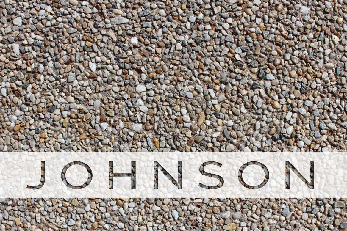Johnson-Exposed-Aggregate